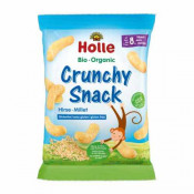 Holle Organic Millet Crunchy Snack 25g