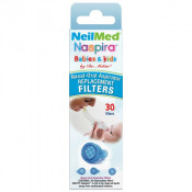 Neilmed Naspira Replacement Filters 30 Pack