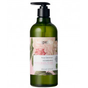 Ausganica Rose Geranium Nourishing Hand/Body Wash 500ml