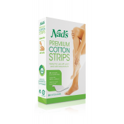 Nads Premium Washable & Reusable Cotton Strips 20 Pack