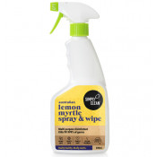 Simply Clean Lemon Myrtle Spray & Wipe 500ml