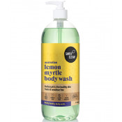 Simply Clean Lemon Myrtle Body Wash 1L