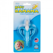 Baby Banana Infant Toothbrush Blue
