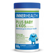 Inner Health Plus Baby & Kids Powder Fridge Free 60g