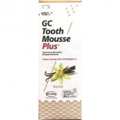 GC Tooth Mousse Plus Vanilla Flavour 40g
