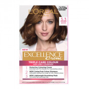 L'Oreal Excellence Creme 5.3 Golden Brown Hair Colour
