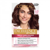 L'Oreal Excellence Creme 5.15 Natural Frosted Brown Hair Colour