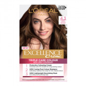 L'Oreal Excellence Creme 4.3 Dark Golden Brown Hair Colour