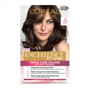 L'Oreal Excellence Creme 4 Dark Brown Hair Colour