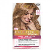 L'Oreal Excellence Creme 7.3 Dark Golden Blonde Hair Colour