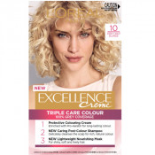 L'Oreal Excellence Creme 10 Very Light Blonde Hair Colour
