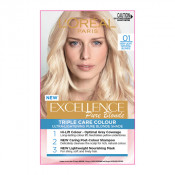L'Oreal Excellence Creme 01 Very Light Natural Blonde Hair Colour