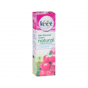Veet Natural Hair Removal Cream 100ml