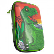 Moki Carry Me! T-Rex Pencil Case