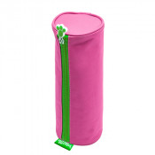 Moki Roll Me! Pink Pencil Case