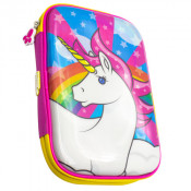 Moki Carry Me! Unicorn Pencil Case