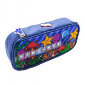 Moki Name Me! Ocean Pencil Case