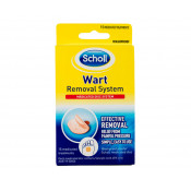 Scholl Wart Removal System Washproof 15 Pack