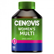 Cenovis Once Daily Womens Multi Vitamin 100 Capsules