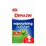 Demazin Vapourising Patches 6 Pack