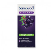 Sambucol Adult Cough Liquid 250ml