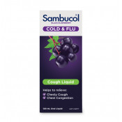 Sambucol Adult Cough Liquid 120ml