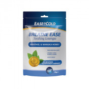 Ease a Cold Breathe Ease Soothing Lozenges Menthol 16 Pack