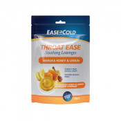 Ease a Cold Throat Ease Soothing Lozenges Honey & Lemon 16 Pack