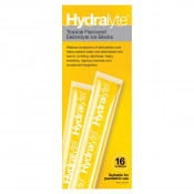 Hydralyte Iceblock Tropical 62.5ml x 16 Pack
