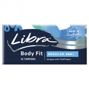 Libra Original Tampons Regular 16 Pack