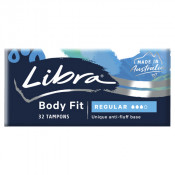Libra Original Tampons Regular 32 Pack