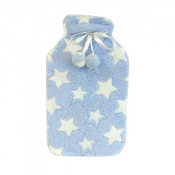 McGloins Hot Water Bottle & Cover (Assorted Designs Selected at Random)