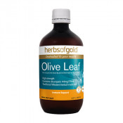 Herbs of Gold Olive Leaf  500ml