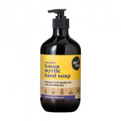 Simply Clean Lemon Myrtle Hand Soap 500ml