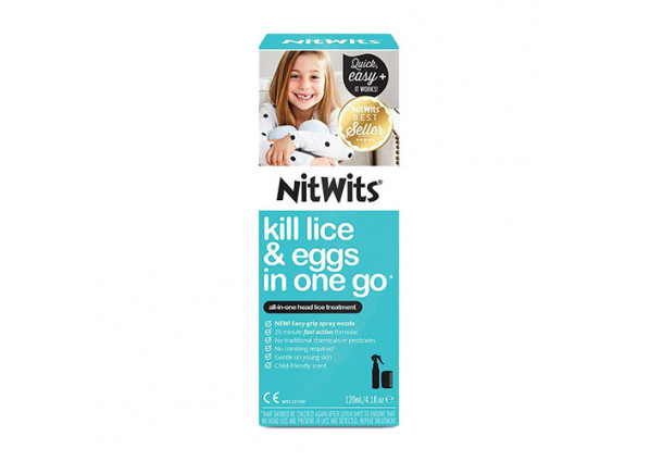 Nitwits All-in-One 120ml
