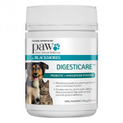 Blackmores Paw Digesticare 60 150g (Expiry: July 2021, no refunds or exchanges)