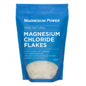 Power Super Foods Magnesium Chloride Bath Flakes 500g