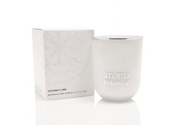 Aromabotanical Candle Coconut & Lime 390g