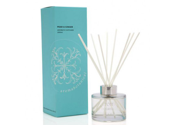 Aromabotanical Diffuser Pear & Ginger 200ml