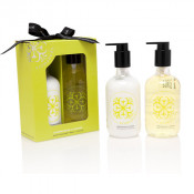 Aromabotanical Hand & Body Wash + Lotion Lemongrass & Ginger