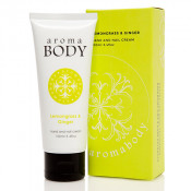 Aromabotanical Hand Cream Lemongrass & Ginger 100ml