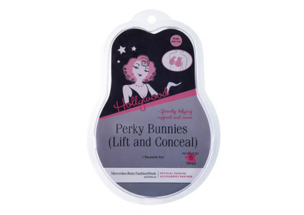Hollywood Fashion Secrets Perky Bunnies (Lift & Conceal) Small