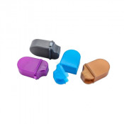 On The Go Toothbrush Covers 4 Pack