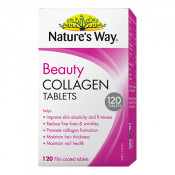 Natures Way Beauty Collagen 120 Tablets