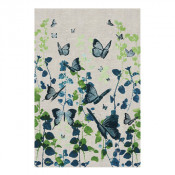 KE Design Linen Tea Towel Butterfly 1