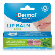 Dermal Therapy Lip Balm Mint 10g