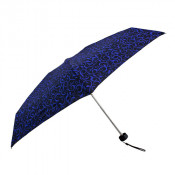 Shelta 3891 Xanadu Print Micro Mini Umbrella Blue Vine