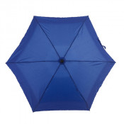 Shelta 3678 Neon Micro Featherlite Umbrella with Wave Case Royal Blue