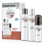 Nioxin 3 Piece Starter Kit No.4