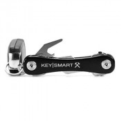 KeySmart Rugged with Belt Clip + Bottle Opener (up to 14 Keys)